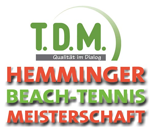 TDM Beachtennismeisterschaft 2017