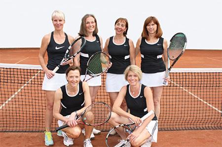 SVA Tennis - Damen 40