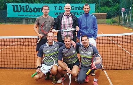 SVA Tennis - Herren 40