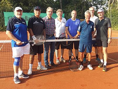 SV Arnum Tennis - Herren 50